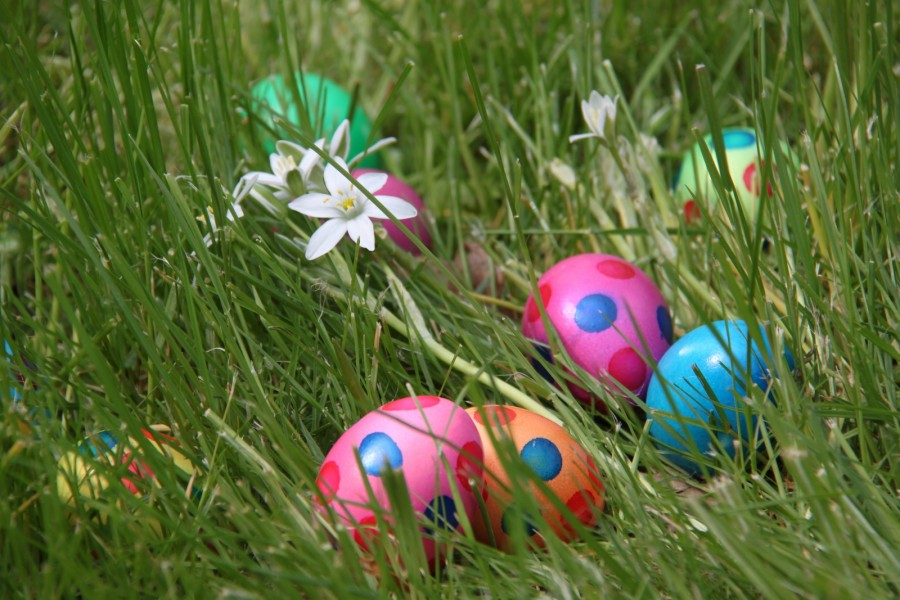 Easter Egg Hunt April 15