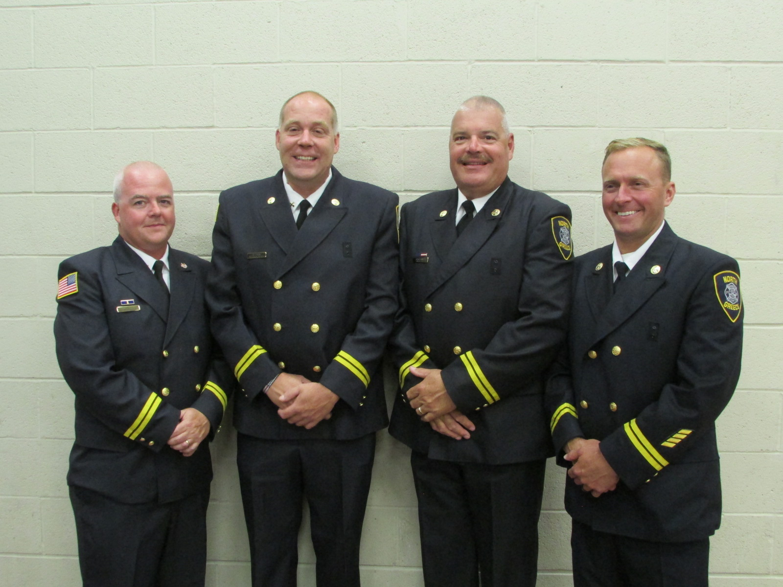 Pinning Ceremony Held